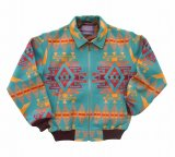 ペンドルトン ターコイズ ウール ジャケット/Pendleton Wool Jacket