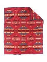 ペンドルトン チーフジョセフ ムチャチョ ブランケット(コーラル)/Pendleton Chief Joseph Muchacho Blanket(Coral)