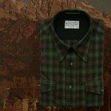 ペンドルトン アウトドア シャツ(グリーン プラッド)XL/Pendleton Outdoor Shirt