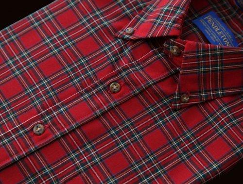 画像クリックで大きく確認できます Click↓1: ペンドルトン サーペンドルトン ウールシャツ(The Stewart Tartan)M/Pendleton Sir Pendleton Wool Shirt