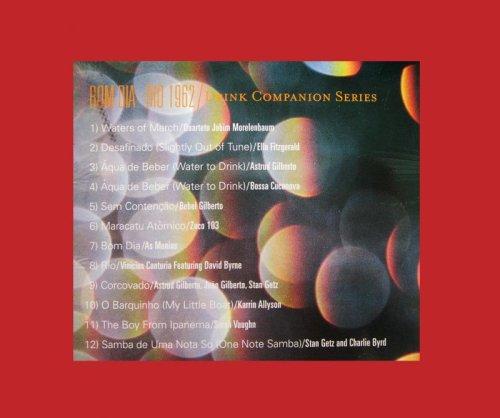 画像クリックで大きく確認できます Click↓2: ウィリアムズソノマ CD/Williams Sonoma Drink Companion Series CD