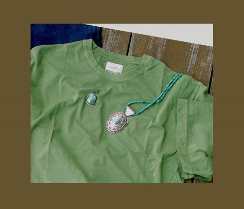画像クリックで大きく確認できます Click↓3: ソルトレイク セイボリー 半袖Tシャツ(オリーブ)/SS Savory T-shirt(Olive)
