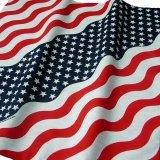 バンダナ(アメリカ国旗・ウェーブ)/Bandana US Flag Wave