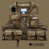 コロンビア クールクリーク メッシュ フィッシング ベスト/Columbia Cool Creek Mesh Fishing Vest