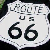 ルート66 フリース/Route66 Fleece Throw