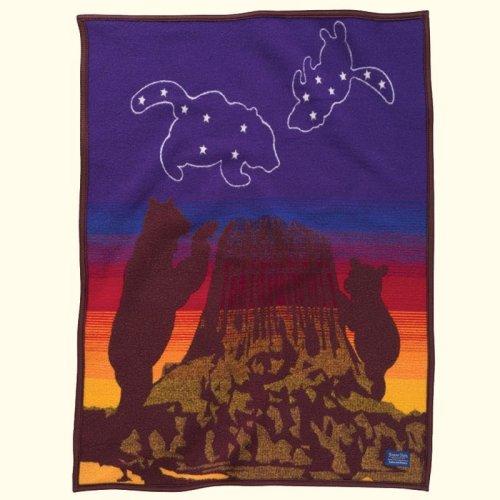 画像クリックで大きく確認できます Click↓1: ペンドルトン ムチャチョ ブランケット(ビッグディッパー)/Pendleton Big Dipper Muchacho Blanket