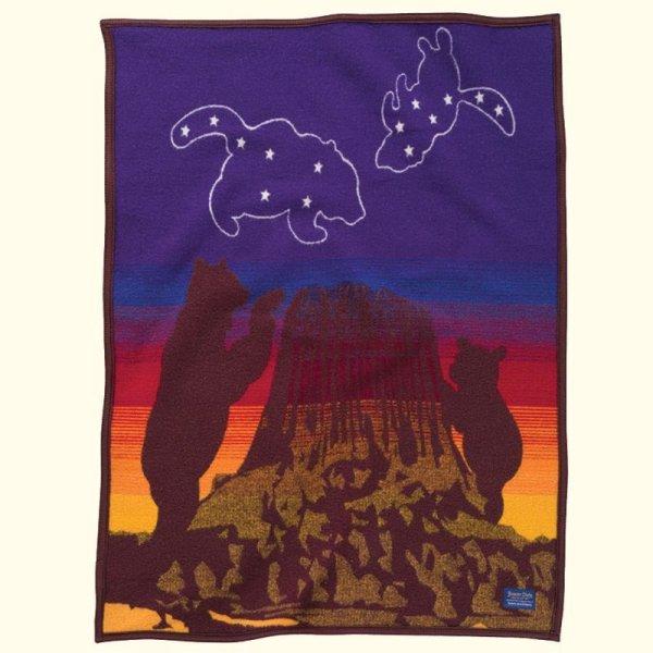 画像1: ペンドルトン ムチャチョ ブランケット(ビッグディッパー)/Pendleton Big Dipper Muchacho Blanket