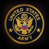 ワッペン ユナイテッド ステイツ アーミー UNITED STATES ARMY/Patch