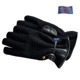 ペンドルトン ウール レザーグローブ(手袋)ブラック/Pendleton Wool Gloves