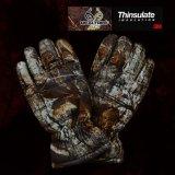 カモ シンサレート ウォータープルーフ アウトドアグローブ/Camo Hunting Gloves