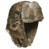 マッド ボンバー ハット 帽子 (リアルツリーカモ&ラビット ファー)/Mad Bomber Hat(Camo)