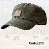 カーハート コットンダック キャップ/Carhartt Cap