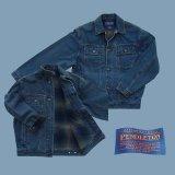 ペンドルトン ウールラインド デニム ジャケットS/Pendleton Wool Lined Denim Jacket