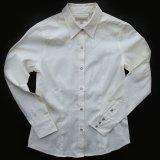 ステットソン フローラル ウエスタンシャツ クリーム/(長袖)/Stetson Long Sleeve Western Shirt(Women's)