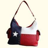 ローンスター カントリー ハンドバッグ/Bucket Texas Flag