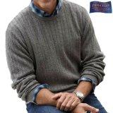 ペンドルトン クルーネック セーター(グレーミックス)/Pendleton Sweater(Grey Mix)