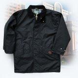 オックスフォードブルー オイルスキンジャケット(ブラック)M/Oxford Blue Oilskin Jacket(Black)
