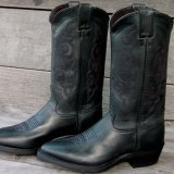 Double H Boots ウエスタンブーツ(ブラック)/Double H Boots Western Boots(Black)