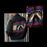ペンドルトン ウール ウエスタン ジャケット サンダーバード(ブラック)/Pendleton Wool Western Jacket Thunderbird(Black)
