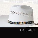 ハットバンド ビーズ/Hat Band
