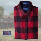 ペンドルトン ウールシャツ ロッジシャツ ロブロイレッドプラッド/Pendleton Lodge Shirt