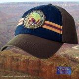 ペンドルトン ナショナルパーク 国立公園 キャップ(グランドキャニオン)/Pendleton National Park Cap(Navy Grand Canyon)