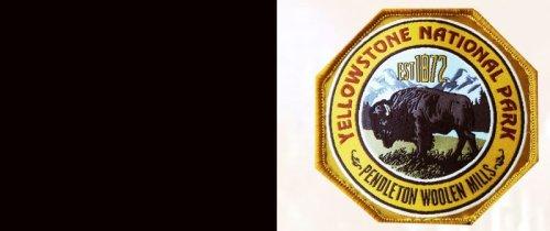 画像クリックで大きく確認できます Click↓2: ペンドルトン ナショナルパーク 国立公園 キャップ(イエローストーン)/Pendleton National Park Cap(Gold Navy Yellowstone)