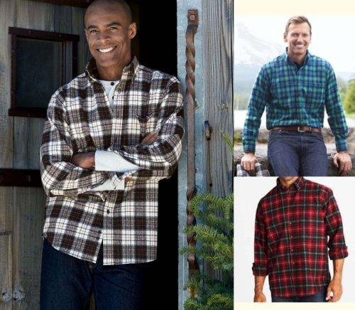 画像クリックで大きく確認できます Click↓2: ペンドルトン ウール シャツ・ファイアーサイドシャツ(ブラックウォッチタータン)/Pendleton Fireside Shirt (Black Watch Tartan)