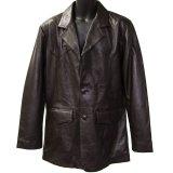 ウエスタン レザージャケット(ブラウン)40/Western Leather Jacket