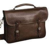 タスティング イングランド レザー ブリーフケース/Tusting Leather Briefcase