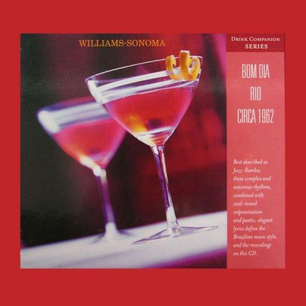 画像1: ウィリアムズソノマ CD/Williams Sonoma Drink Companion Series CD