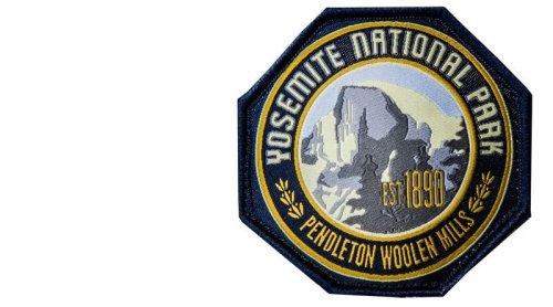 画像クリックで大きく確認できます Click↓2: ペンドルトン ナショナルパーク 国立公園 キャップ(ヨセミテ)/Pendleton National Park Cap(Blue/Gold Yosemite)