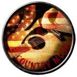 カントリー ミュージック メタルサイン/Country Music Metal Sign