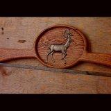 オーク エルク タオルハンガー/Oak Towel Hanger Elk