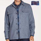 ペンドルトン ウールデニム ボードシャツ(ブルーデニム)/Pendleton Board Shirt