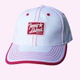 トニーラマ ブーツ キャップ(ホワイト・ピンク)/Tony Lama Boots Cap