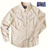 ペンドルトン ウエスタン シャツ(長袖・クリーム)S/Pendleton Long Sleeve Western Shirt(Women's)