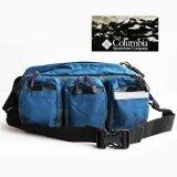 コロンビア ウエストバッグ ブルー/Columbia Hip Pack