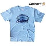 カーハート Tシャツ バックカントリー(半袖)M/Carhartt T-shirt