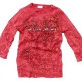 レディース ウエスタン Tシャツ カウガール/Women's Western T-shirt(Wine)