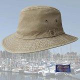 ペンドルトン キャンバス インディアナ ハット(タン)/Pendleton Canvas Indiana Hat(Tan)