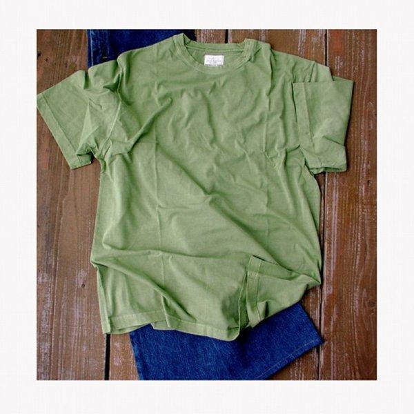 画像1: ソルトレイク セイボリー 半袖Tシャツ(オリーブ)/SS Savory T-shirt(Olive)