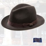 ペンドルトン クラシック フェドラ ハット(チョコレートブラウン)/Pendleton Classic Fedora Hat Chocolate Brown