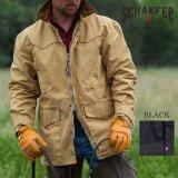 シェーファー ウエスタン ドリフター コート(ブラック)/Schaefer Drifter Coat(202-Black)