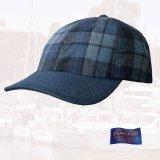 ペンドルトン 1960s オリジナル ビーチボーイズプラッド キャップ(ブルー)/Pendleton Wool Cap