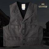 ワーメーカー フロンティア ベスト(ブラウン)/Wah Maker Old West Vest (Brown)