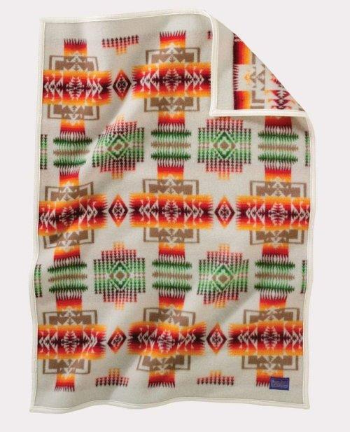 画像クリックで大きく確認できます Click↓1: ペンドルトン チーフジョセフ ムチャチョ ブランケット(アイボリー)/Pendleton Chief Joseph Muchacho Blanket(Ivory)