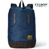 フィルソン デイパック・バックパック(ネイビー)/Filson Day Pack(Navy)