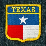 ワッペン テキサス スター/Patch Texas