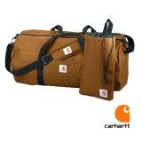 カーハート ダッフルバッグ ユーティリティポーチつき(カーハートブラウン)/Carhartt Duffle Bag(Carhartt Brown)
